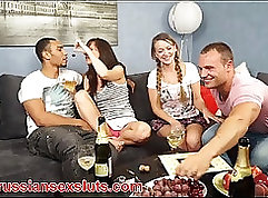 City of blowjob party by nitro husband