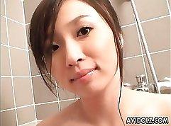 Akariarte Horny Japanese Morning Nudities Cumshot