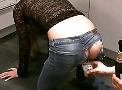 Anal Plug and Tickle Your Friend