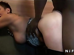 Busty aussie mature gothiah anal pounding