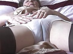 Check out these chicks stripping wet panties