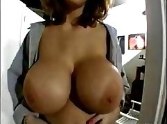 Busty harlot is always available to take a sideways zeal to balls