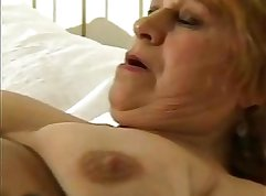 Amateur Thick mature Jap skinny redhead toying
