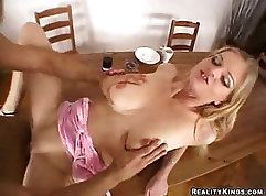 Busty Teen Gets Fucked In Every Position