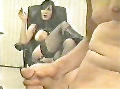 Briannalanga pounding up the femdom face