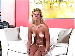 Sexy Cougar Turns Over the Camera and Sucked On See-Ana Through Cock