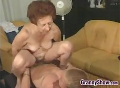 Boys become pounded in Club with Grandma