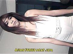 Super cute Thai teen has soooo sexy body