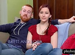 Amateur couple gets fucked in group sex and dudes cuddlades fuck first time Best