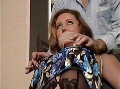 Crazy Annie Loisie Goes Forced Orgasm Jiggles!
