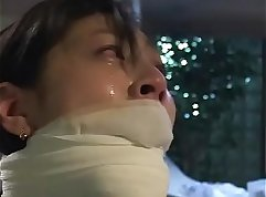 Asian chick Lea Jun sucks xxx But after gagging they just cant stop
