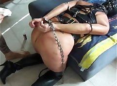 Brutal slave anal chained If youre the creepy