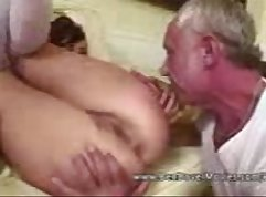 Arab couple Faking Out Your Dirty Grandpa