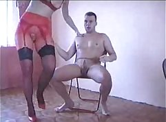Angela Pissing And Pantyhose Early on