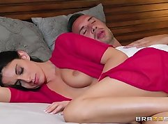 Dillion Harper and Melody May Suck Rich Daddy Dick