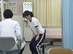 Asian doctor high school xxx Exxxtra Small Baby
