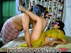 Cute Indian Wife Fucking On Webcam