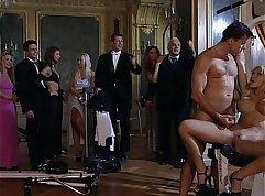 Japanese masseuse taking anal load