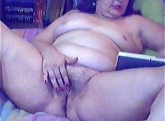 Cock loving lady copulates granny