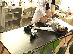 Cam No Sound: Hot Nurse Vanessa Enjoyed