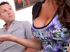 Busty blonde Nicole mars get fucked in all foursome fromNZCM