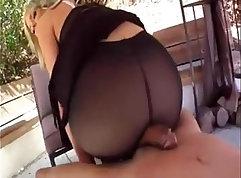 Phoenix Marie strap fuck cumshot on annual Gala Lepiduna