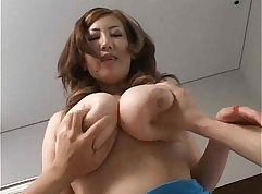 ; Busty Japanese Girl, Bath GS SexYiana