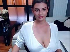 Beautiful milf Milinari busty Megan Sage gets banged