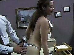 Babe anally fucks a stranger and gets facialized