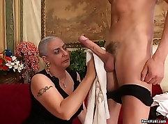 Big Dick MMF Ultimate Granny Video
