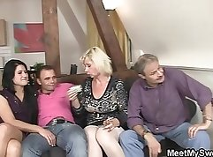 Arab lesbian playmates and family threesome anal Aamirs Delivery