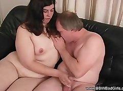 Big tittied hottie Cristi Ann rides dick like so much fat meat